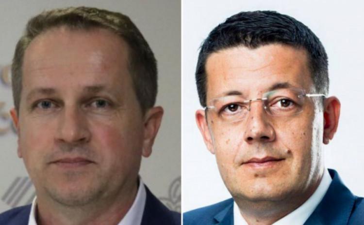 Husein Rošić i Aljoša Čampara