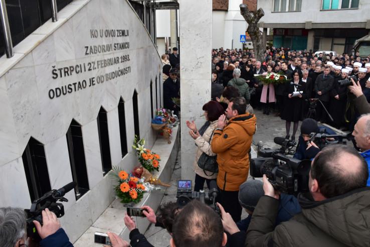 Sjećanje na žrtve nesrpske nacionalnosti