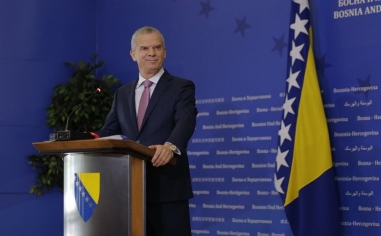 Radončić: U vjeri da će BiH postati dio porodica država Evropske unije i NATO saveza