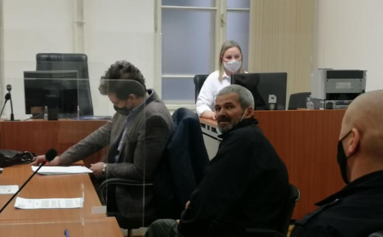 Advokat Edis Mustafić i Sead Tabaković