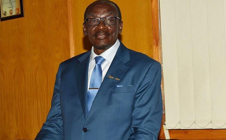 Potpredsjednik Zimbabvea Kembo Mohadi