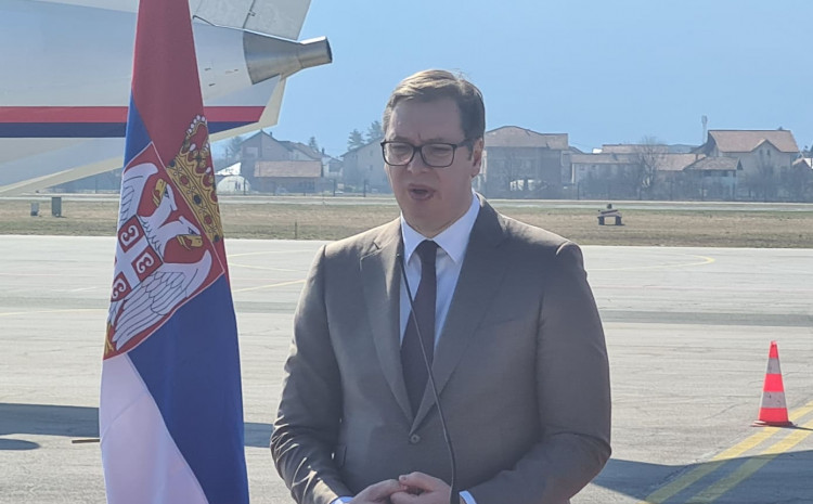 Vučić: Mi u Srbiji ne možemo da budemo sretni ako građani u Sarajevu nisu sretni