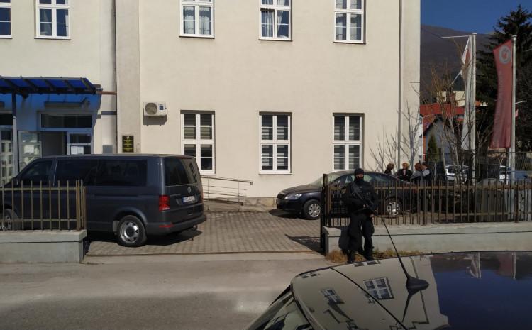 Razbojnici dovedeni u Travnik