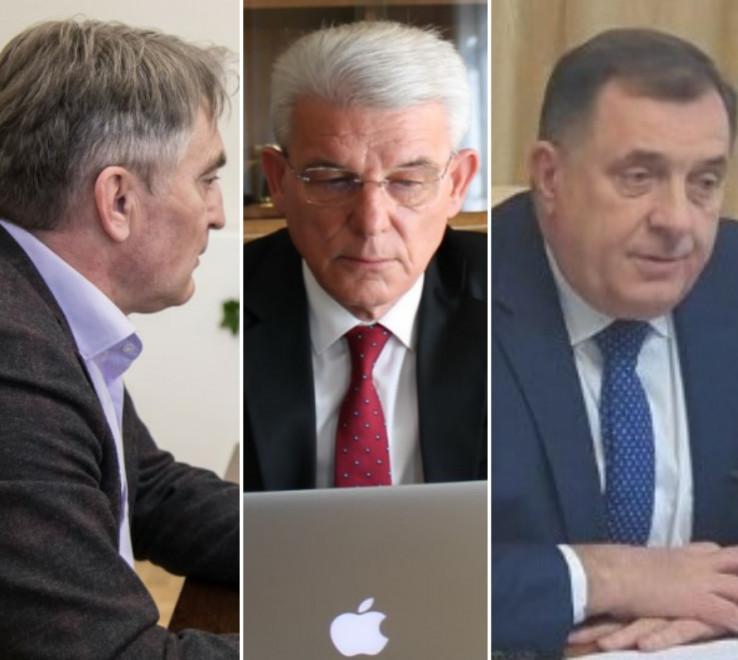 Članovi Predsjedništva BiH su zahvalili generalnom direktoru