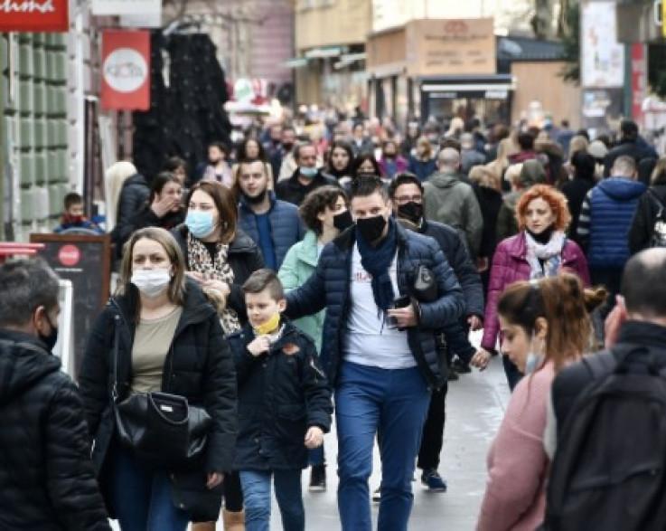 Porast broja zaraženih