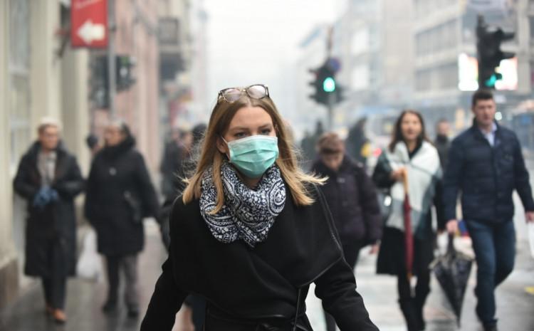 Posljednjih dana u Sarajevskom kantonu u porastu je broj zaraženih koronavirusom