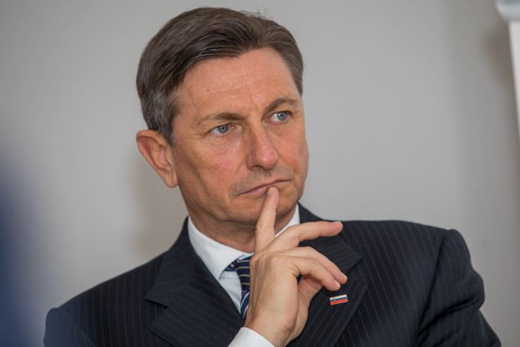 Pahor: Slovenija će ojačati prisutnost u BiH