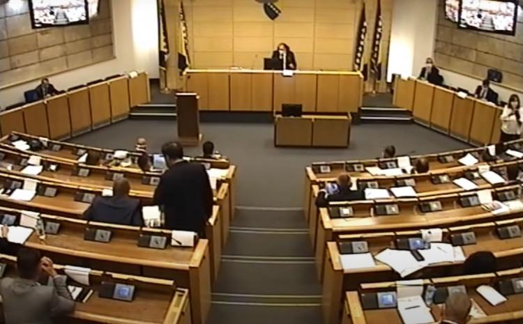 Počela sjednica Doma naroda Parlamenta Federacije BiH