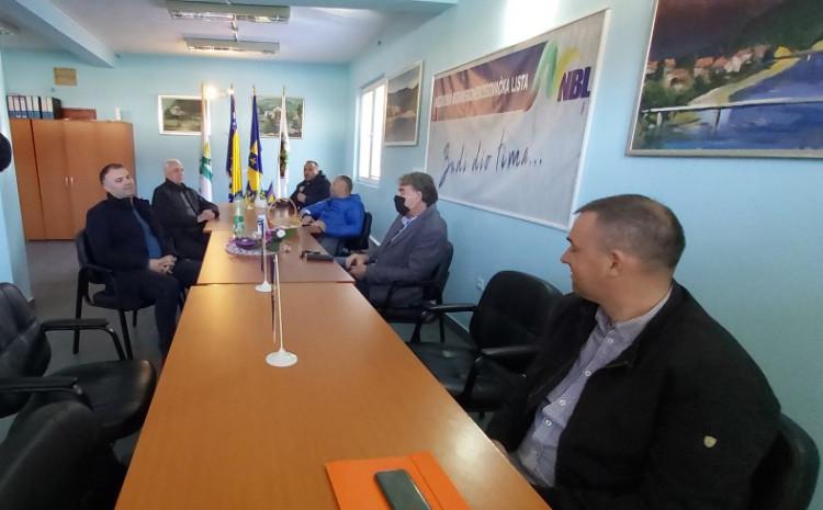 Sa sastanka poslanika