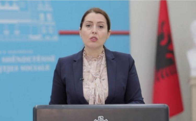 Ministarka zdravlja najavila dolazak novog kontigenta vakcina u Albaniju