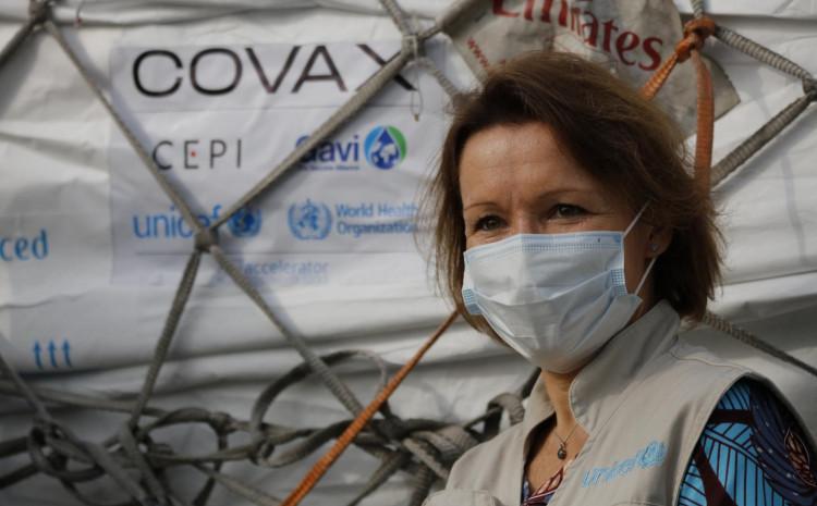 COVAX: Isporučit će milion vakcina