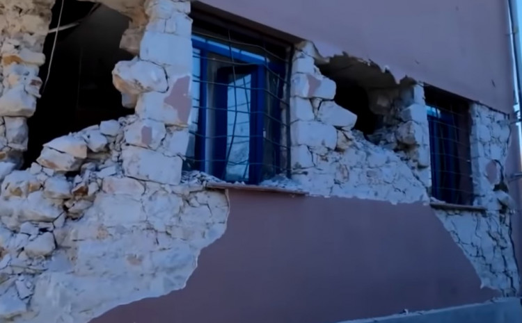 Grčku ponovo pogodio zemljotres