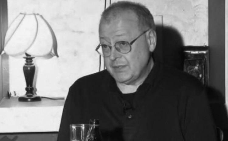 Komnenić preminuo poslije teške bolesti u 64. godini