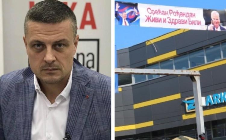 "Potpredsjednik SDP-a BiH Vojin Mijatović reagirao je na sramotan potez ""Istočne alternative Republike Srpske"""