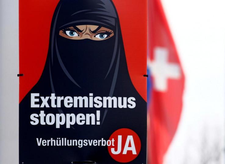 Plakat kampanje za referendum