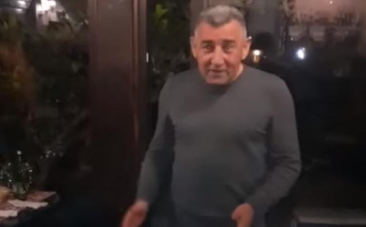 Ante Gotovina održao govor