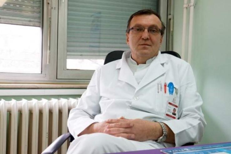 Dr. Stevanović: Upozorio na važnost pridržavanja propisanih mjera