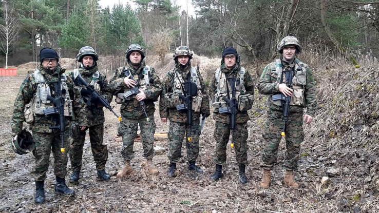 Pripadnici OS BiH bili su u sklopu OPFOR bataljona