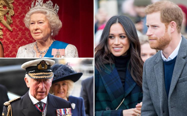 Nakon intervjua, kraljica Elizabeta II sazvala je hitni sastanak na kojem su prisustvovali svi stariji članovi kraljevske porodice