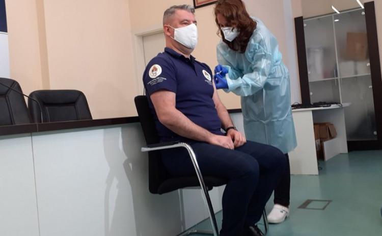 Vakcinacija se obavlja u prostorijama Instituta za javno zdravstvo RS