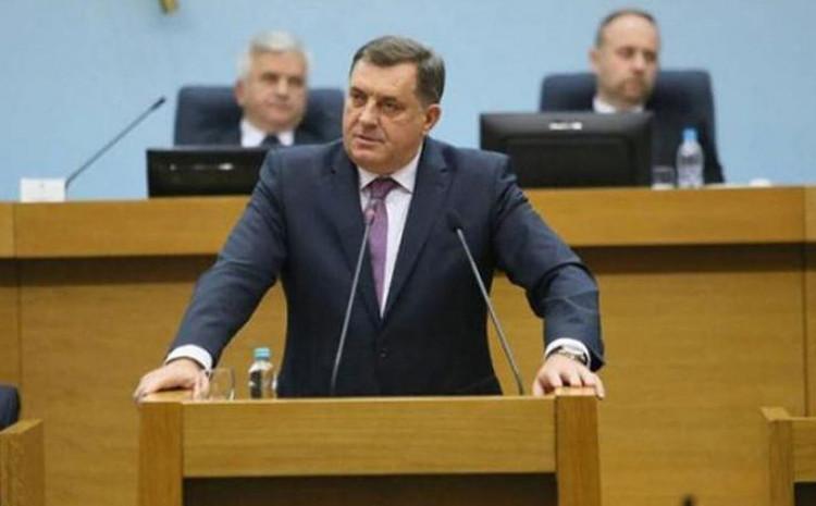 Dodik: Kad budete spremni da me pratite, ja ću ovdje donijeti taj zahtjev