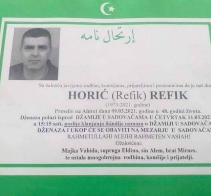 Refik Horić