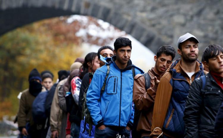 Oko 1.500 migranata nalazi se na ulicama i u napuštenim objektima