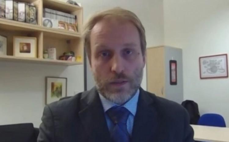 Luka Čičin Šain, virusni imunolog u Centru za infektološka istraživanja u Njemačkoj