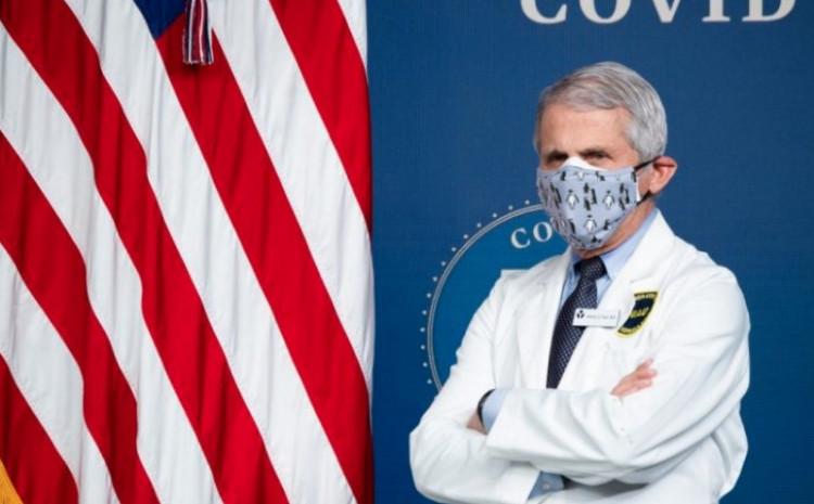 vodeći američki imunolog Anthony Fauci