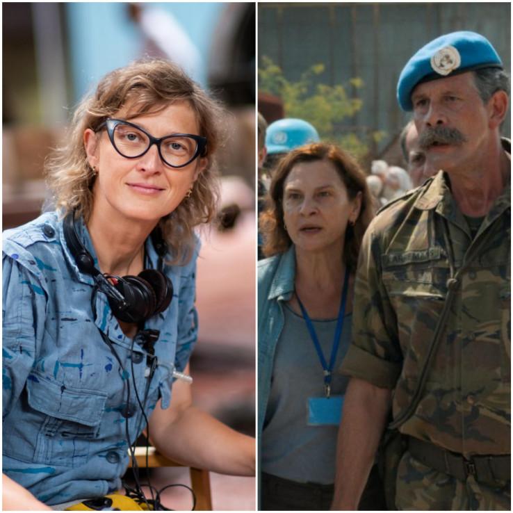 """Žbanić: Cijela ekipa filma se zahvaljuje članovima Akademije koji su glasali za """"Quo vadis Aida?"""""""