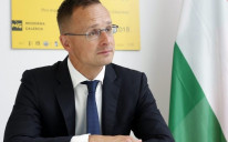 The symbolic handover will take place after Minister Szijjártó lands at the Sarajevo International Airport