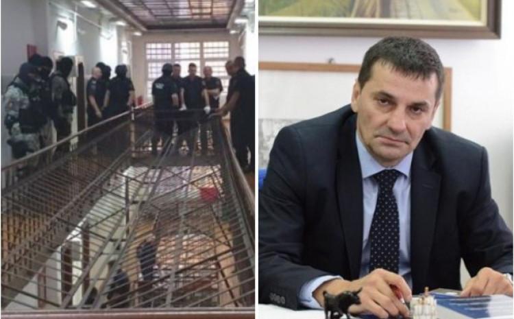Zaraza u KPZ Sarajevo za sada pod kontrolom