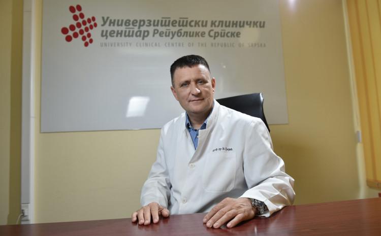 Đajić: Danas su priliku za vakcinaciju imali penzioneri koji su radni staž proveli u UKC RS