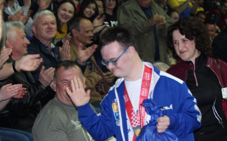 Nagrada osvajanja olimpijskog Zlata u UAE