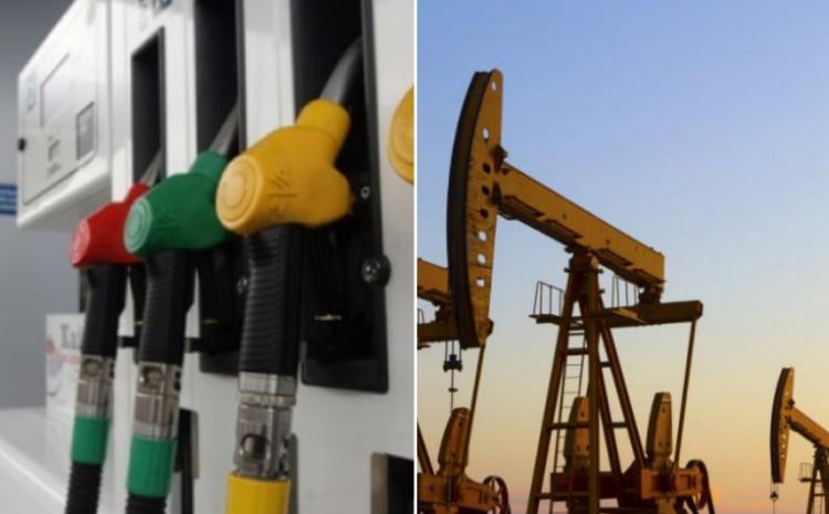 Pala cijena nafte