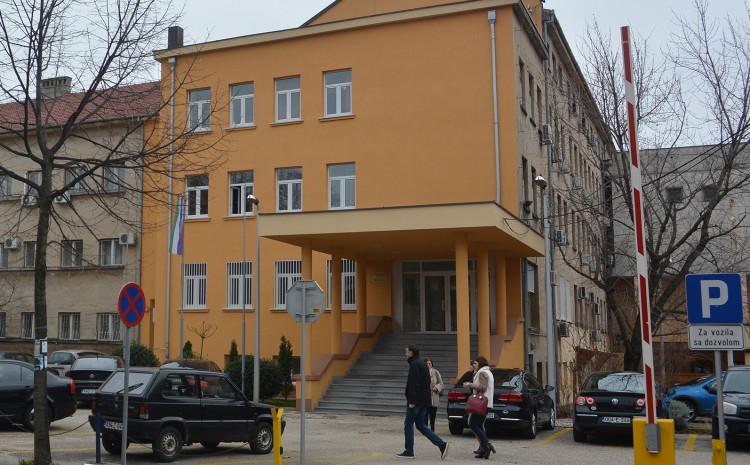 Zgrada Kantonalne vlade u Mostaru