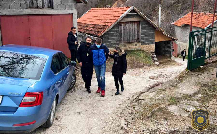 Uhapšen u akciji pripadnika FUP-a