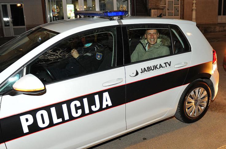 Priveden vijećnik Grbešić