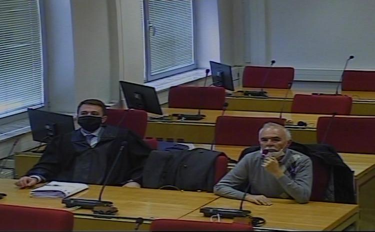 Špoljarića se tereti da je seksualno uznemiravao uposlenicu Kantonalnog suda u Sarajevu