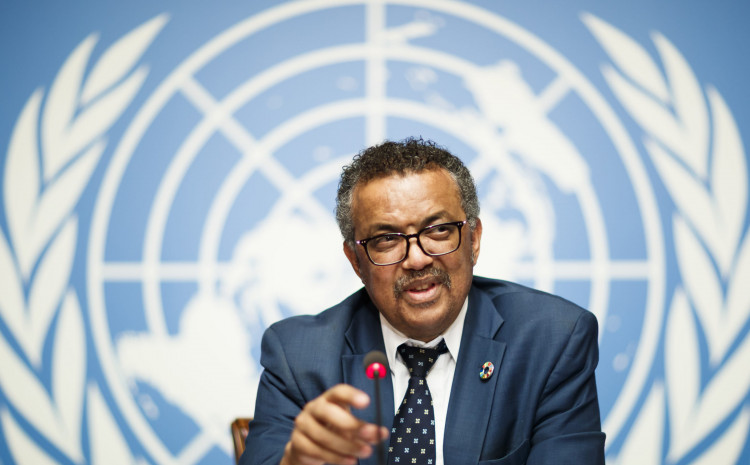 WHO Director General Tedros Adhanom Ghebreyesus: We urge countries to continue using this important COVID-19 vaccine