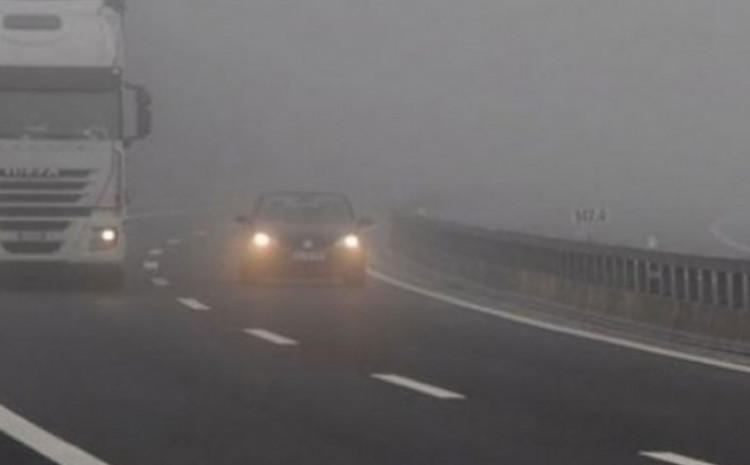Magla uz rijeke Savu, Drinu i Spreču
