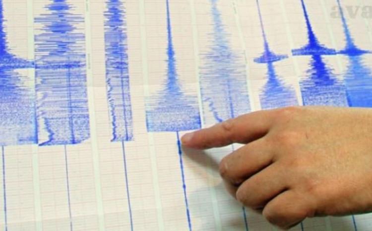Zabilježen zemljotres