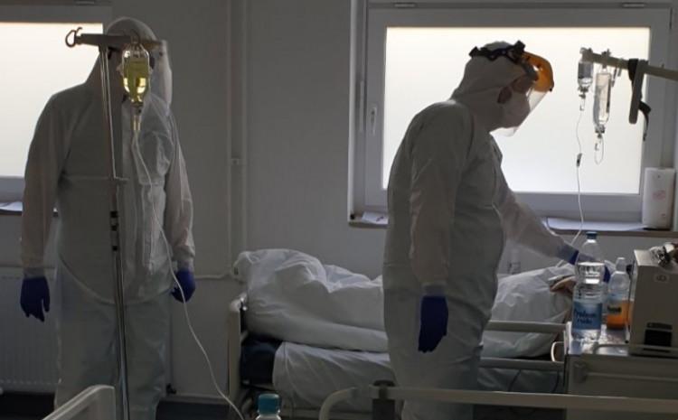 U Kantonu Sarajevo hospitalizirano 718 osoba