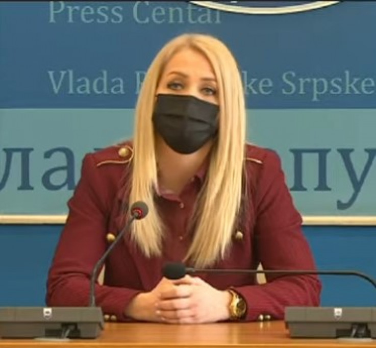 Ministrica obrazovanja Natalija Trivić