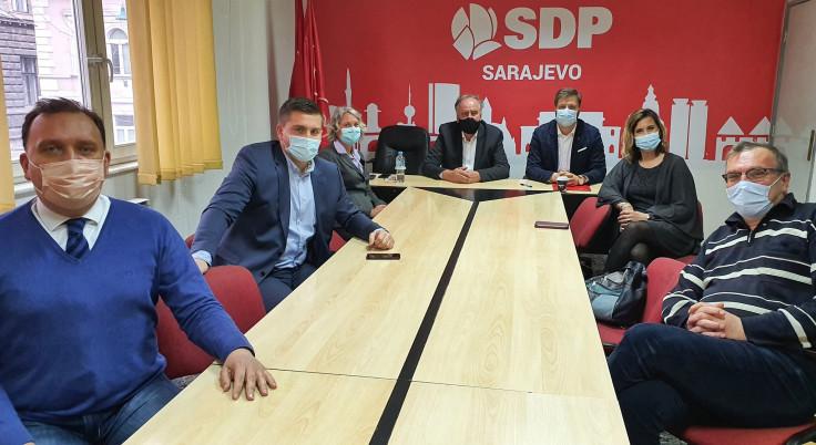 Danas su potpisane izjave o prihvatanju kandidatura  za Gradsko vijeće Grada Sarajeva
