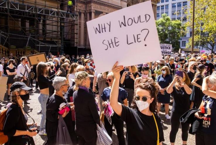 Demonstracije u Australiji