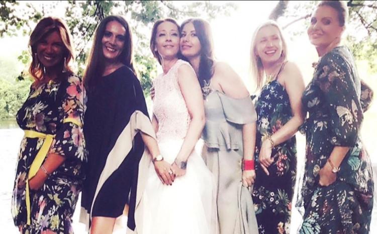 Fotografija sa svadbe koju je Prašović-Gadžo objavila prije četiri godine