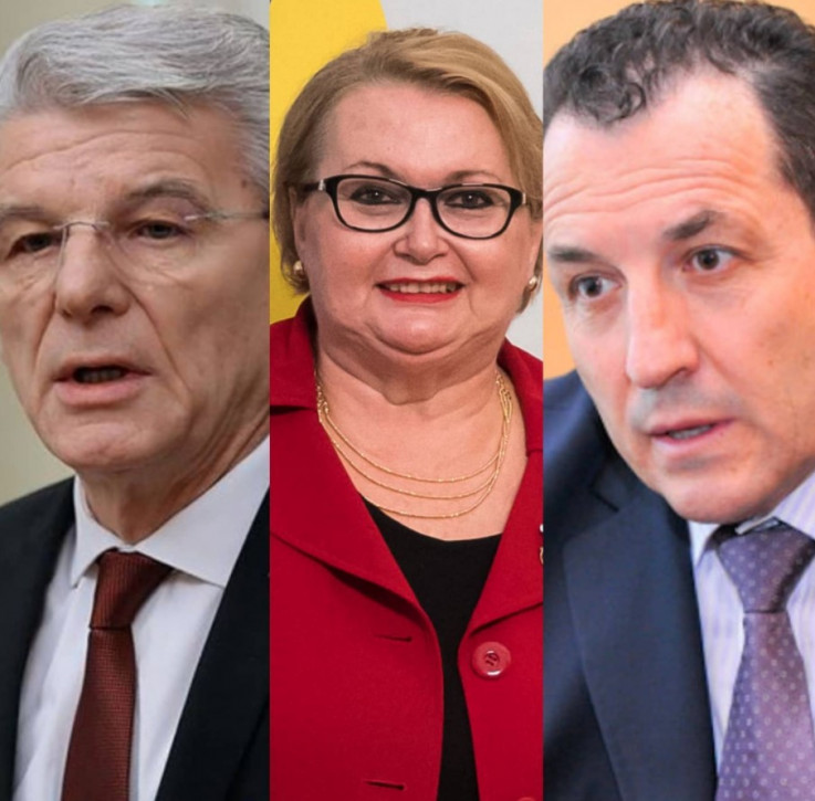 Džaferović, Turković i Cikotić: Neodgovorni i teškim obmanama skloni ljudi