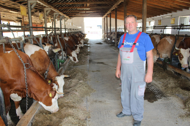 Savremena farma porodice Omičević