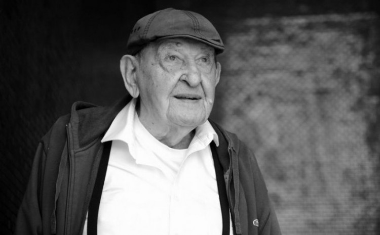 Velisavljević: Preminuo u 94. godini